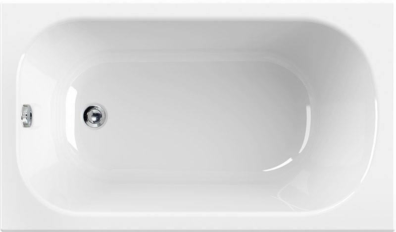 Vasca Da Bagno Lunga 120 Cm.Vasche Korana 120 130 140 Aquaestil